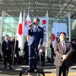 2019-1-19 川崎駅前街頭演説会